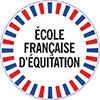 Logo de l'École Française d'Équitation